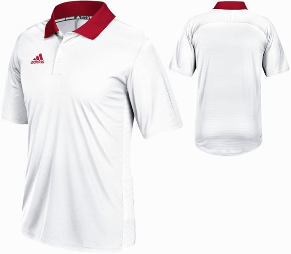 Picture of Game Built Polo - White Based