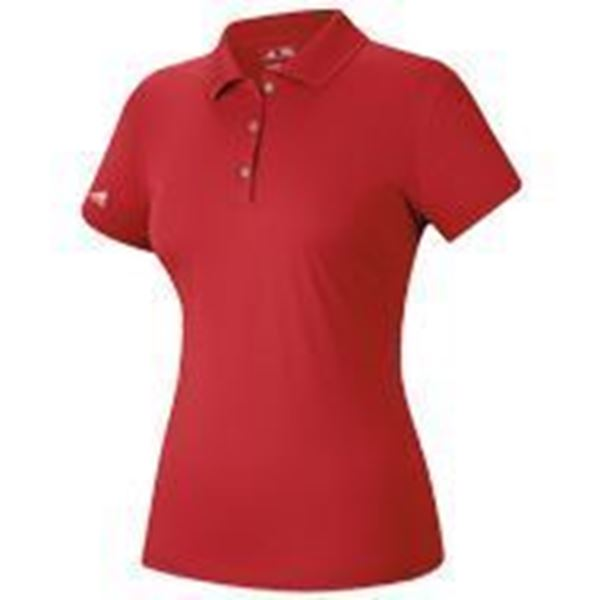Picture of Women's climalite Solid Polo